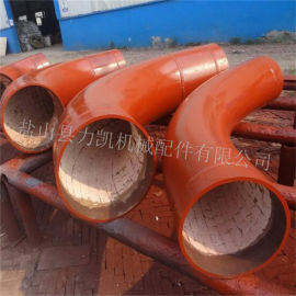 陶瓷复合耐磨管生产厂家直销陶瓷贴片耐磨弯头