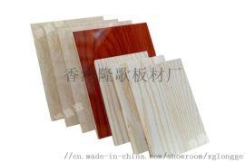生态板生产厂家直销 耐磨胶合防火生态板