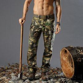 酋长户外透气军迷登山裤战术裤特种兵作战裤山地裤