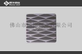 不锈钢彩色装饰板喷砂黑钛不锈钢蚀刻板