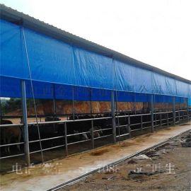 养牛场保温布 遮阳防晒布 猪场遮阳布定制厂家