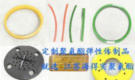 聚氨酯弹性体产品,浇注挤出PU制品,耐磨减震回弹