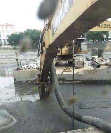 四川WJY挖掘机砂浆泵 液压耐磨泥浆泵