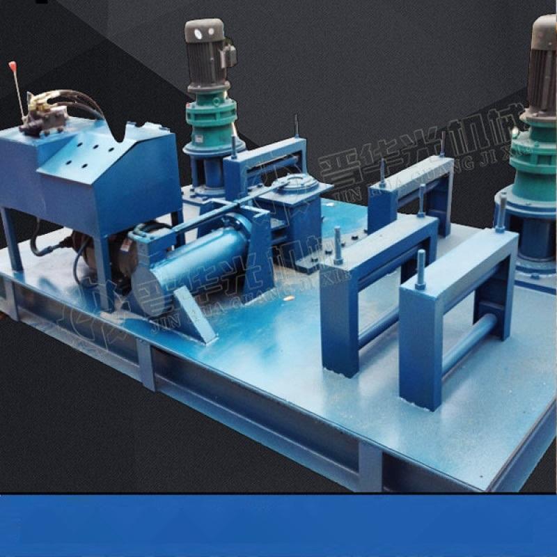 250型隧道工字钢冷弯机云南液压工字钢弯拱机信息