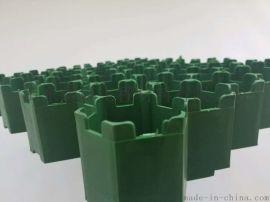 山东阔展塑料植草格厂家/加强型植草格的优势