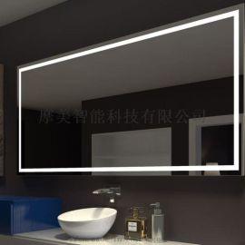 卫浴镜 化妆镜 防雾镜 智能镜 发光镜 led镜