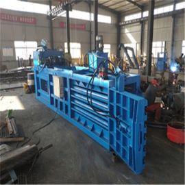 济宁120吨编织袋卧式液压打包机厂家直销