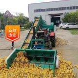 亳州拖拉機帶大型打玉米機