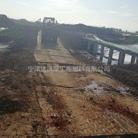 道路施工抢险路垫板 路面铺路垫板防滑不陷车生产