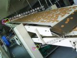 廣州中山餅乾輸送帶食品生產線不鏽鋼流水線
