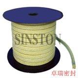 芳纶纤维盘根|卓瑞出品耐磨进口黄色杜邦芳纶纤维盘根