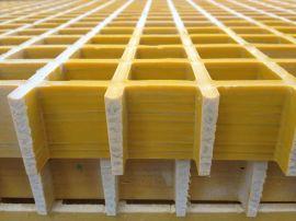 过滤池网格板 下水道格栅玻璃钢格栅盖板厂家