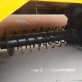高产能履带翻堆机 有机肥翻堆机解析 4000履带式翻抛机