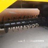 高產能履帶翻堆機 有機肥翻堆機解析 4000履帶式翻拋機