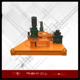 内蒙古呼伦贝尔型钢冷弯机/槽钢冷弯机多少钱