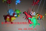 玩具拉線動物模擬玩具批發