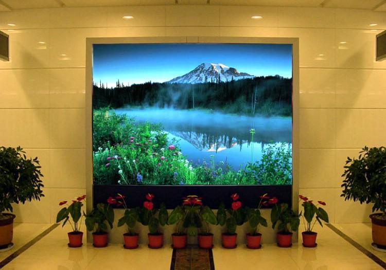 高品质  显示屏,酒店租赁用LED显示屏