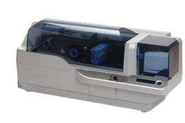 专业证件打印机 斑马P430i打印机