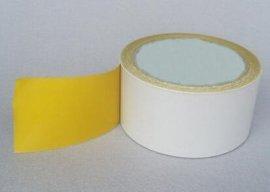 黄色棉纸双面胶 黄色高粘双面胶