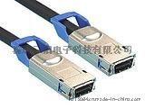 1M Passive QSFP To CX4高速电缆