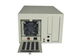 6槽壁式挂机箱 上架式工控机 atx电源主机 IPC-1200C IPC-6606