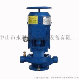 GD25-20管道离心泵 肯富来1寸管道泵