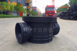 塑料检查井厂_塑料排水绿色建筑材料厂家