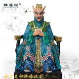 龙王爷神像河南雕塑厂家夜叉神像龙女佛像
