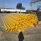 庆阳 鑫龙日升 预制直埋保温钢管dn80/89硬质泡沫保温钢管