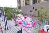 大型游乐设备猪猪岛乐园