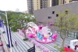 大型遊樂設備豬豬島樂園
