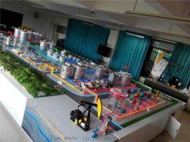 潍坊沙盘公司|建筑模型制作|潍坊智能工业模型