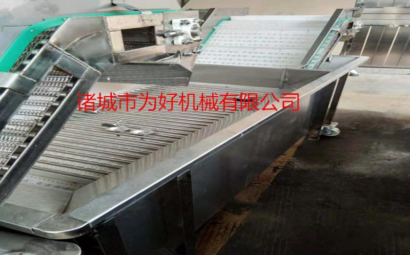 小龙虾速冻机  300型冰衣机