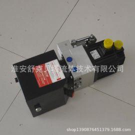 伺服電機200V1KW-雙向動力單元帶手動泵應急
