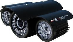 防水红外摄像机