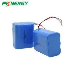 厂家定制18650 电池组 6000MAH 11.1V 电瓶车电动车充电 电池