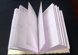 软抄胶装笔记本(011)