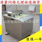 臘腸全自動扎線機 成套灌腸設備 配觸屏伺服電機 雙條香腸捆線機
