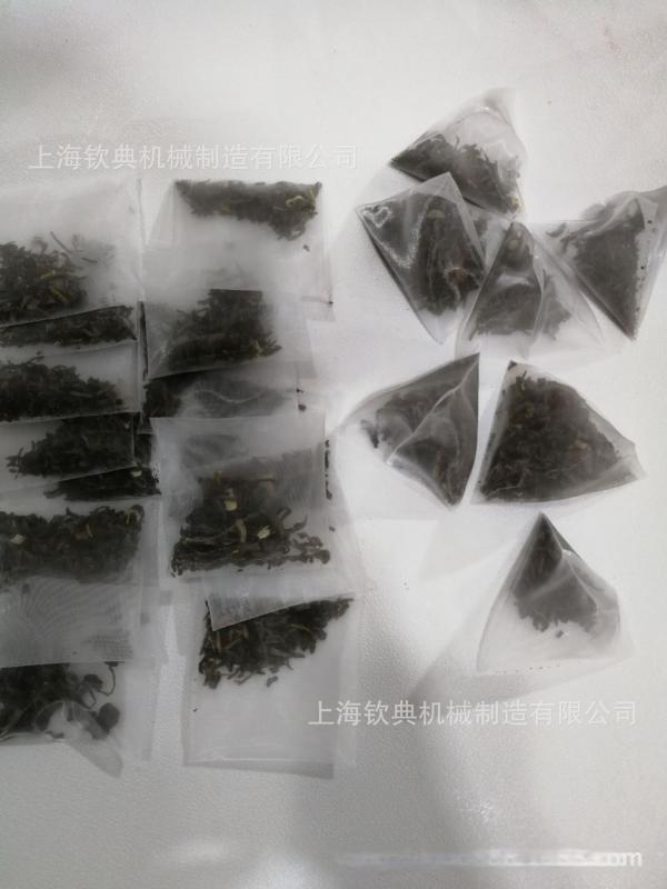茉莉花红茶锡兰红茶冷泡茶组合花草茶三角茶包袋泡茶叶包装机