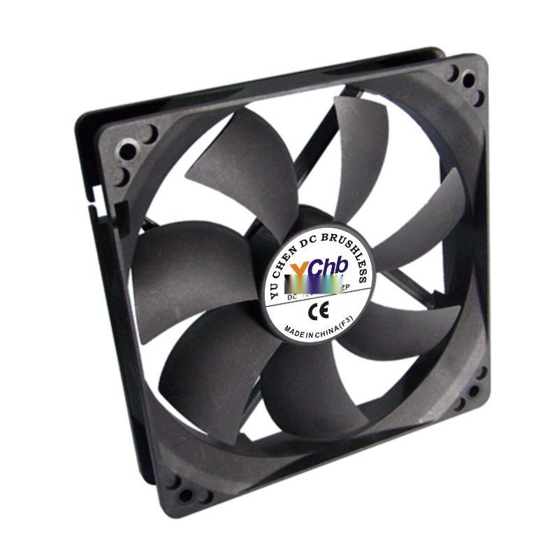 供應12025DC 24V散熱風扇,機箱風扇