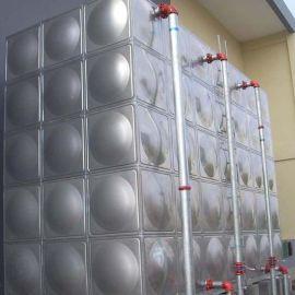 盐城不锈钢消防水箱 不锈钢水箱 304不锈钢水箱