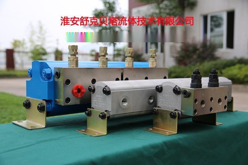 CFA2-50-50铸铁系列齿轮分流器