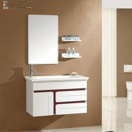 實木浴室櫃定製