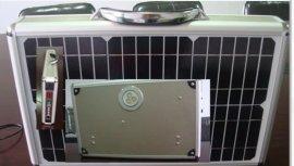 手提超薄式太阳能发电系统