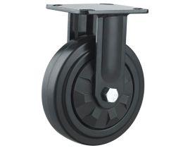 重型双轴电泳高温尼龙轮