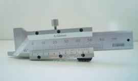 DJ-45 游标倒角卡尺 倒角测量