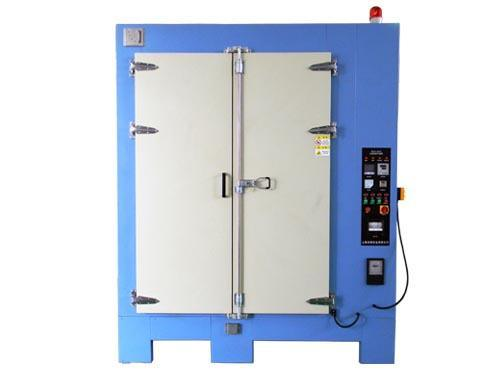 油墨/石蜡/钢、铝、铁制模具  大型定制预热旋转烘箱