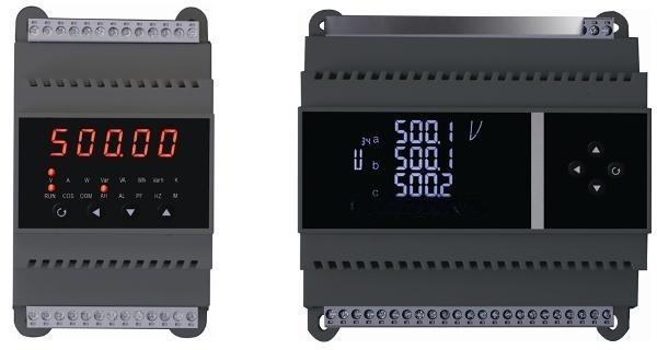 虹润仪表新产品智能电量变送器