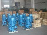 ISG立式不鏽鋼管道離心泵