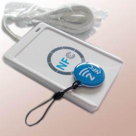 ACR122U NFC 13.56MHZ RFID非接触智能卡读卡器读写器